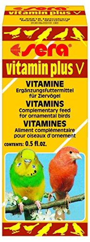 sera vitamin plus V 15 ml/Multivitamintropfen, eine schmackhafte Emulsion aus 12 wertvollen Vitaminen,...