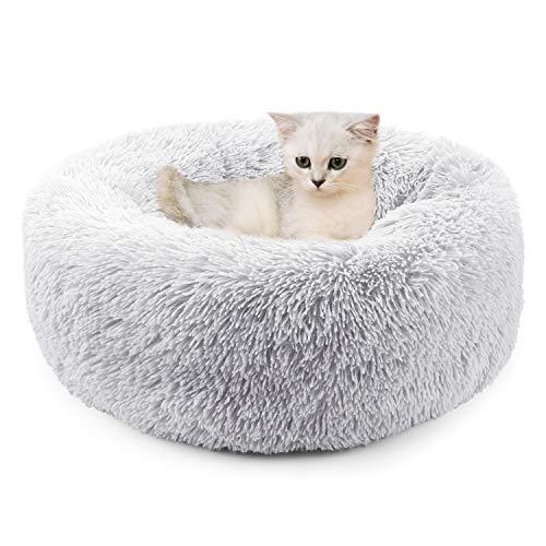 Legendog Katzenbett, warme tierbett katzenbett/Katzen bettchen/Katzenschlafenbett/Haustierbett für das...