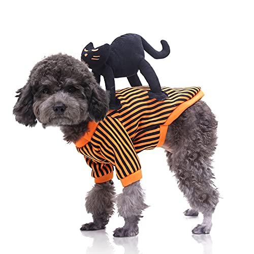 Halloween Hundemantel Hundekostüm Weihnachten Haustiere Verkleidung Cosplay Hund Bekleidung für...
