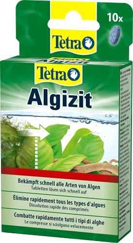 Tetra Algizit - vordosiertes Algenmittel mit schneller Biozid- Wirkung, hilft bei aktuten Algenproblemen...