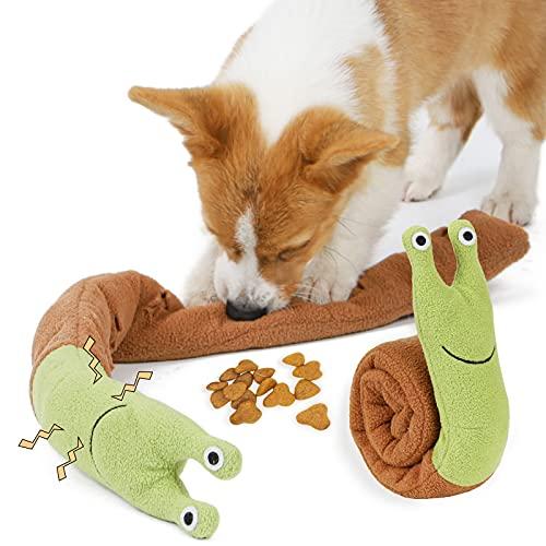 beetoy Hundespielzeug Schnupftabak Spielzeug für Puzzle und Futtersuche Instinkt Training, Interaktives...