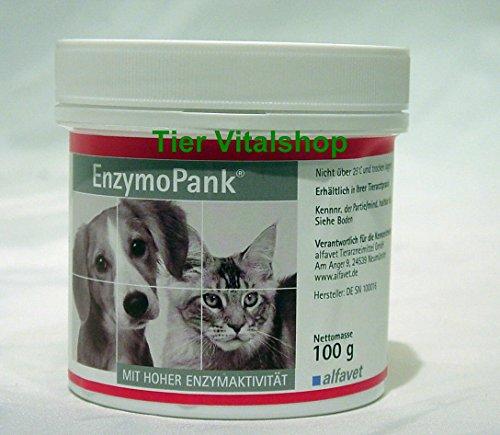 EnzymoPank 100 g Einheit: 100 g Diät-Ergänzungsfuttermittel für Hunde und Katzen Granuliertes Pulver...
