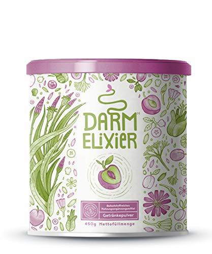 Darm-Elixier - Symbiotika mit Ballaststoffen und Alphabiom® Kulturen-Komplex, Flohsamenschalen, Inulin,...