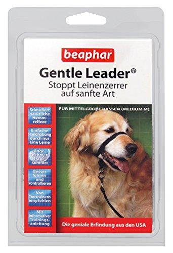 Gentle Leader® für Hunde | Erziehnungshilfe für Leinenzerrer | Besser führen & kontrollieren |...