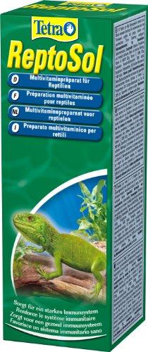 Tetra ReptoSol (hochwertiges flüssiges Vitamin-Ergänzungsfutter für alle Reptilien,...
