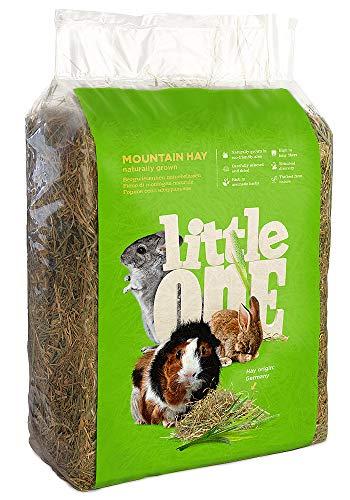 Little One Bergwiesenheu Nicht gepresst, 1er Pack (1 x 1000 g)