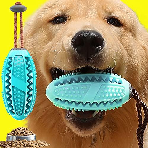 KIFFAY Populärer Gummi Kong Hundespielzeug Kleines Hundezubehör Interaktiv Welpen Spielzeug Hund...