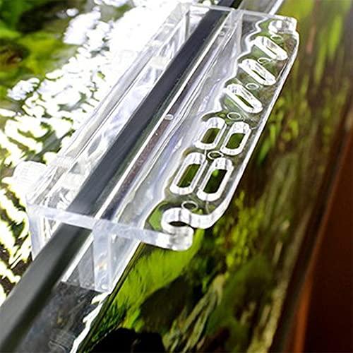 GUYAQ Aquarium Werkzeughalter Tankreinigungswerkzeugständer Tragbarer Wasserwerkzeugständer Aquarium...