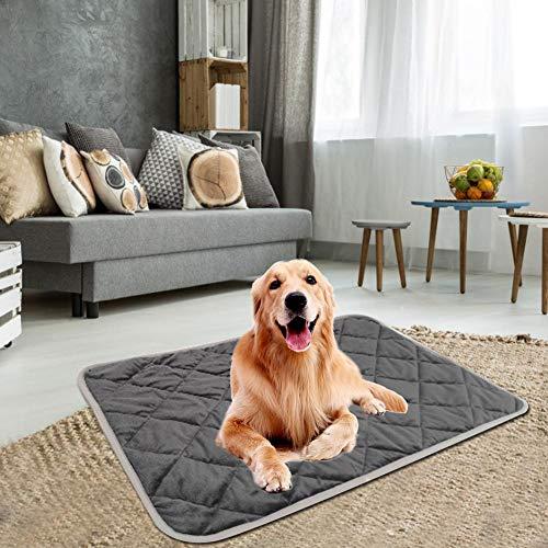 Pepional Hunde Selbstheizende Decke, Warme Haustierdecke 5-lagige Thermische Struktur, Bequeme Haustier...