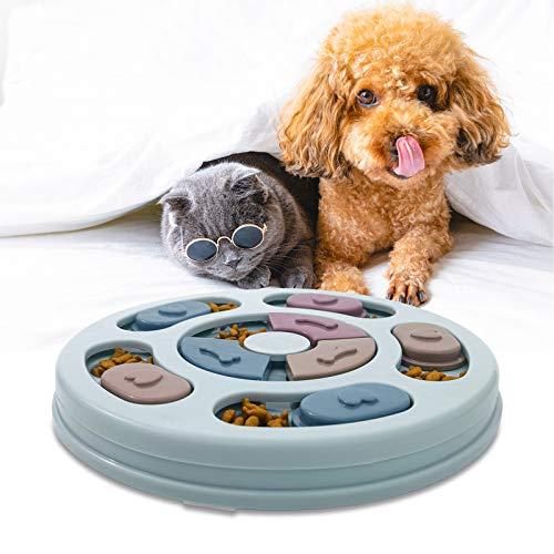 AidSci Hundespielzeug Intelligenz Hundefutter Welpenspielzeug,Verlangsamen Sie das Essen von...