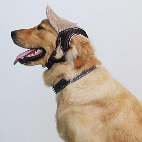twbbt Baseballkappe für Hunde – Outdoor Hut Sonnenschutz Cap für kleine mittelgroße und große Hunde...