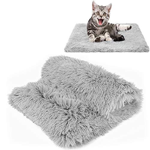 MMTX Plüsch Flauschige Decken für Hunde Doppeilseitige Super Softe Warme und Weiche Decke Haustier...