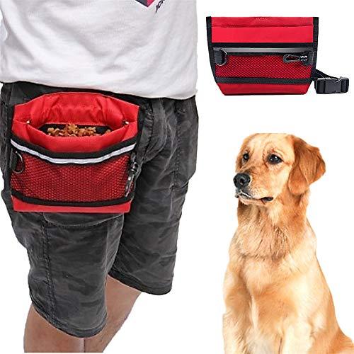 Cheaonglove Futterbeutel für Hunde Training Leckerlie Beutel Hundetrainingstasche Hundetrainingstasche...