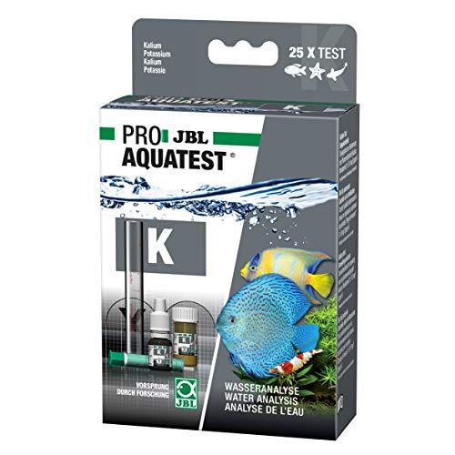 JBL Wassertest-Set, Für Süßwasser-Aquarien, ProAquaTest K Kalium