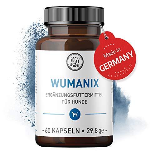Real Dog Wumanix Vor Bei & Nach Wurmkur - Vor Bei & Nach Wurmbefall Für Deinen Hund - Hohe Akzeptanz bei...