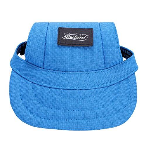 IBLUELOVER Haustiermütze, Sommer-Baseballkappen, für Hunde und Katzen, Sonnenschutz, elastischer...