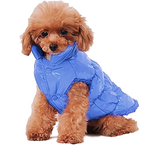 Winter-Hundemantel für Welpen, wasserdicht, winddicht, Schneeanzug, warmes Hunde-Weste, kaltes Wetter,...