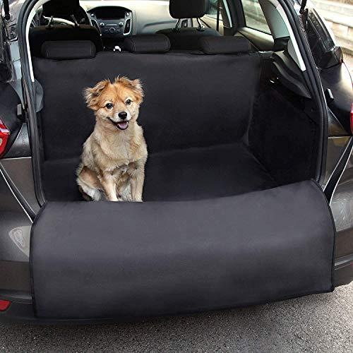 Heldenwerk Universal Kofferraumschutz Hund mit Seiten und Ladekantenschutz Auto Hunde...