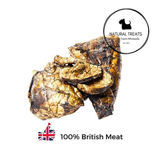Natural Treats | Puff Jerk (500 g) | Zarte leckere und gesunde Hundeleckerlis – 100 % britisches...
