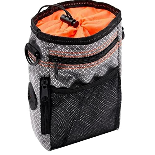 PiniceCore Haustier Outdoor Training Aid Bag Poop Tasche Lebensmittelhalter Verstellbarem Taille Gürtel