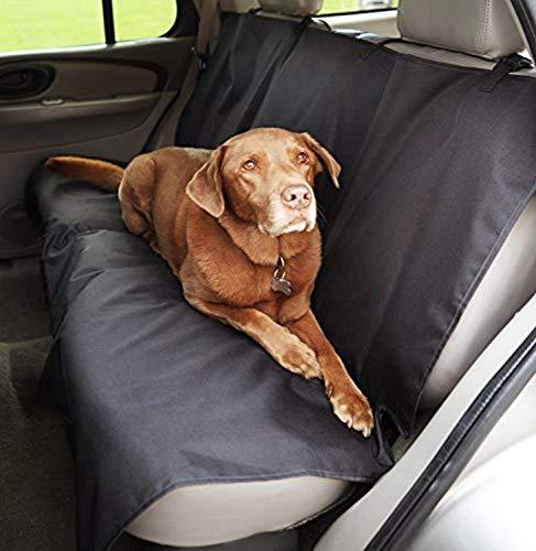 AmazonBasics Auto-Rücksitzabdeckung für Hunde