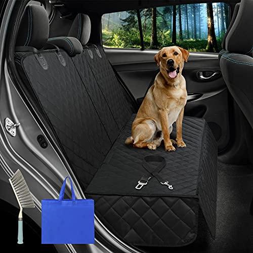 SATISBY Autositzbezüge für Hunde Dog Car Seat Cover verschleißfester Sitzbezug für Haustier Hunde...