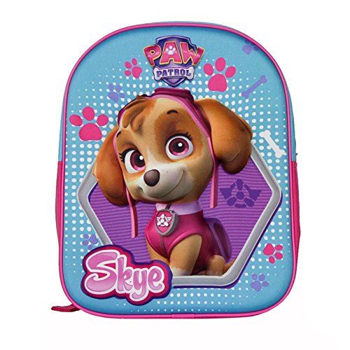 Sambro PWP1-8114 Paw Patrol EVA Junior Backpack (Girls)