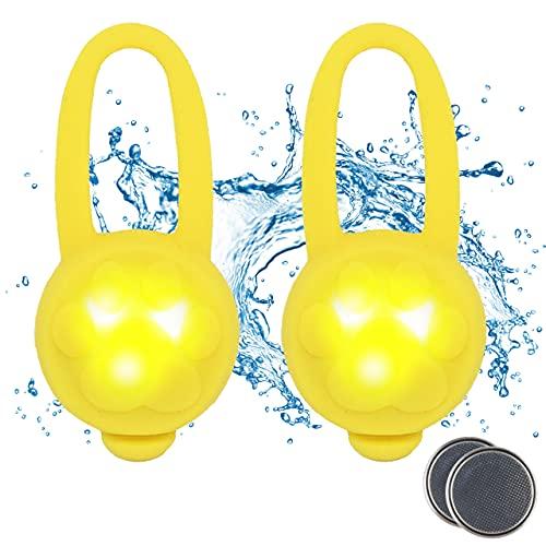 Hunter Paisley LED-Leuchte für Hundehalsband, bei Nacht spazieren gehen, wasserdicht, superhell,...
