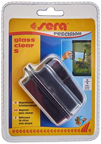 sera 8847 glass clear S mit diesem Magneten lassen sich Glasscheiben eines Aquariums unkompliziert...