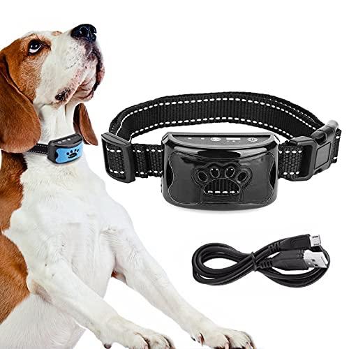 Automatisches Anti Bell Halsband, Hundepfeifen, Erziehungshalsband Hund ,Wasserdicht...