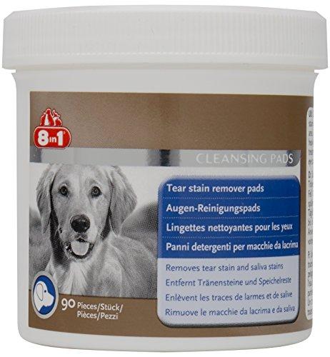 8in1 Augen-Reinigungspads (für eine wirkungsvolle und schonende Reinigung, speziell für die...