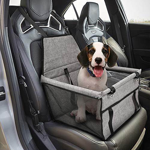 Hengda Hunde autositz, extra stabile Auto Hundesitz, Wasserdichter und atmungsaktiver Hundesitz, für...