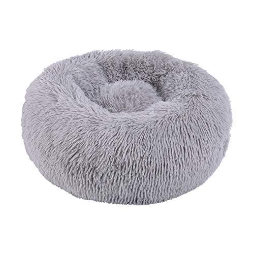 Gaoyu Hund Bett, Katze Bett, Haustier Bett, 60 Cm X 700 G Donut Bett Für Katzen Und Hunde, Künstliche...