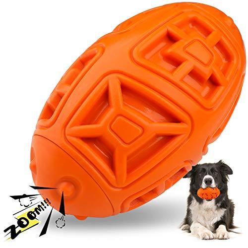 HAOPINSH Hundespielzeug UnzerstörbaresHundespielzeug Intelligenz HundespielzeugBall...
