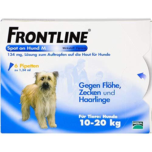 Frontline Spot on H20, 6 Stück