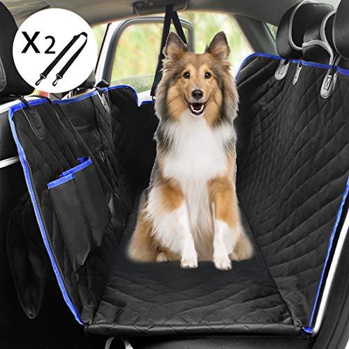 Youfen Hunde Autoschondecke - Hundedecke Rückbank, Hundedecke Auto Kofferraum für Haustiere, Hundedecke...