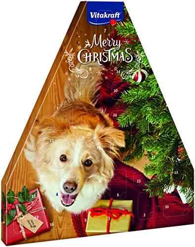 Vitakraft Adventskalender für Hunde 2020, 244 g