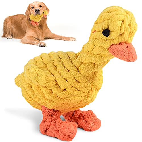Hundespielzeu,Haustier Kauspielzeug,Hundespielzeug aus Seil,Welpens Hundespielzeug Große Hunde...