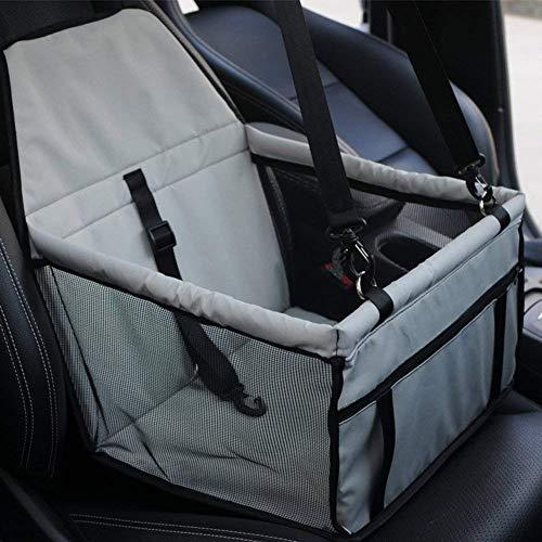 VORRINC Hunde Autositz für Hunde, Hundebox Auto Sitzerhöhung für Hunde,Wasserdicht Faltbar...