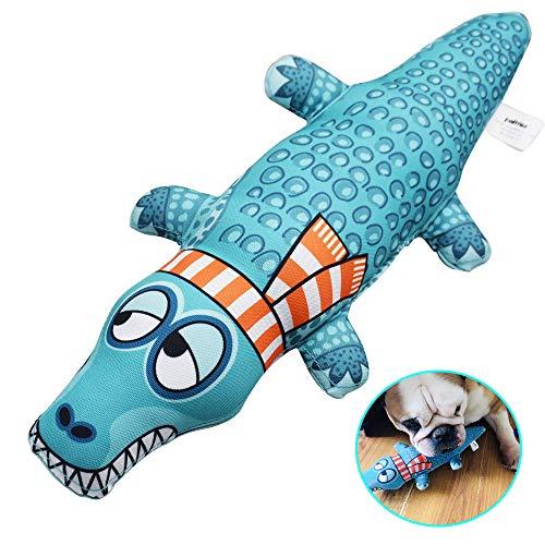 Quietschspielzeug für Hunde,Hund Quietschende Kauen Spielzeug,Hundespielzeug,Kauspielzeug,36CM...