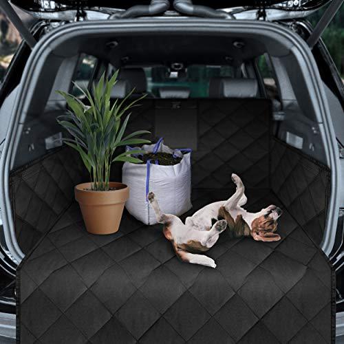 Dunlop Kofferraumschutz Schutzmatte Hunde Zubehör - Blitzeinbau der rutschfesten Wasserdichten...