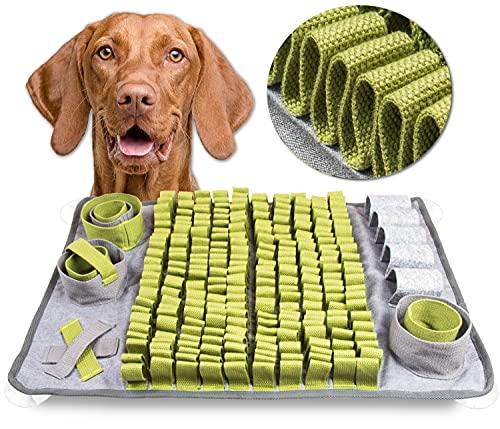 ToBu Line® Schnüffelteppich Hunde - Interaktives Hundespielzeug Intelligenz fördernd -...