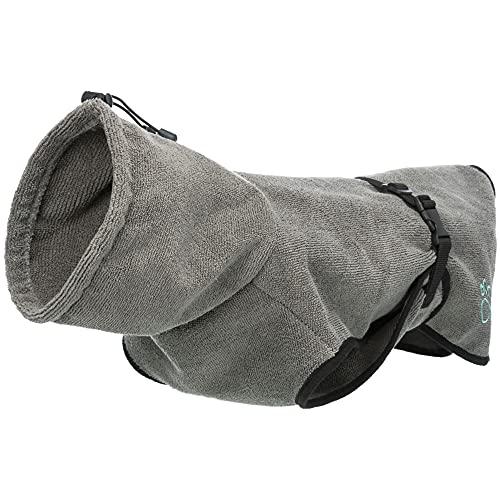 TRIXIE Hunde-Bademantel - L - 60 cm