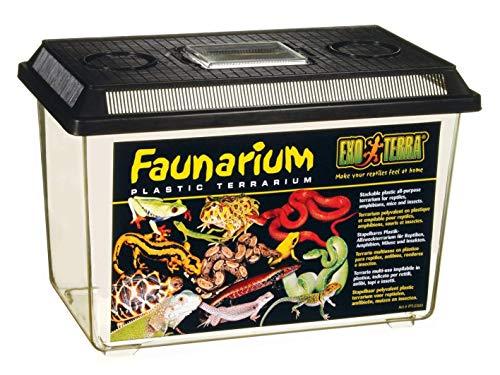 Exo Terra Faunarium, Allzweckbehälter für Reptilien, Amphibien, Mäuse und Insekten, groß, 37 x 24,5 x...