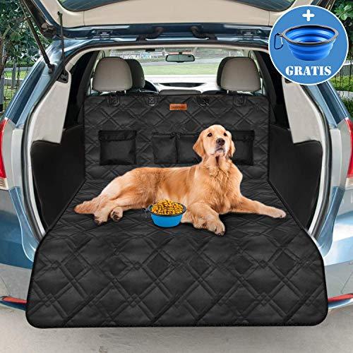 Looxmeer Universal Kofferraumschutz für Hunde, Kofferraumdecke Kofferraumschutzmatte Hundedecke mit...