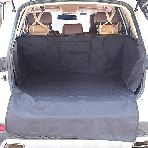 PETEMOO Kofferraumschutz Hunde Auto Hundedecke Wasserdicht Hunde Schutzdecke Auto Hundedecke Kofferraum...