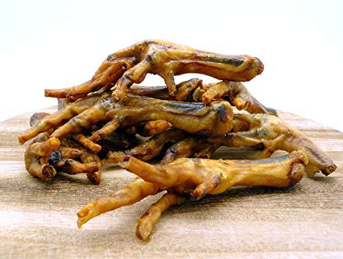 EcoStar Hunde Snack Hühnerfüße 1kg, 1er Pack (1 x 1 kg)