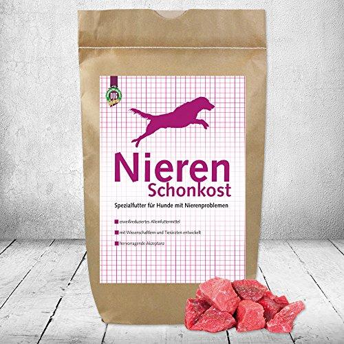 Schecker Dogreform Nierenschonkost Trockenfutter - Spezialfutter für Hunde mit Nierenprobleme
