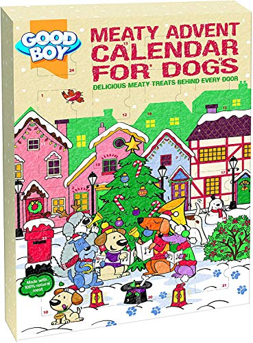 HiCollections GoodBoy Pawsley Hunde-Adventskalender 2020 Weihnachten