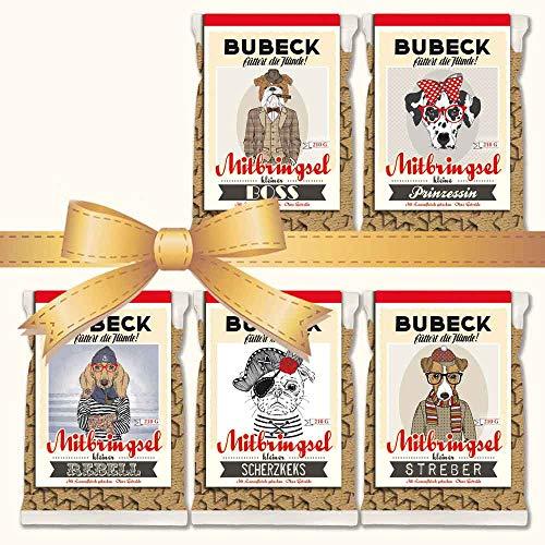 seit 1893 Bubeck Hundeleckerli getreidefrei   mit Lamm & Kartoffel   Zuckerfrei